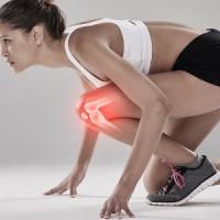 Prudká bolest kolene
