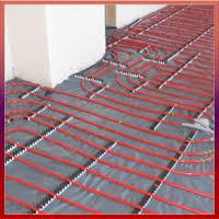 Podlahové vykurovanie a jeho inštalácia