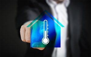 Podlahové vykurovanie zabezpečí stálu teplotu