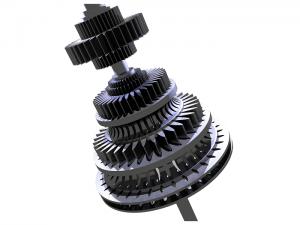 Elektropřevodovka a její výroba