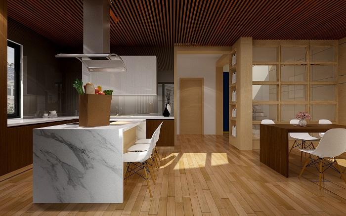 Dizajn kuchyne podľa vašich snov