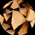 Kotol na drevo v rôznych veľkostiach