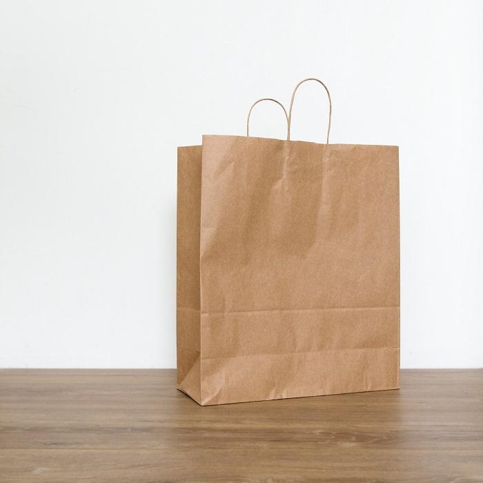 Papierové tašky do kancelárie